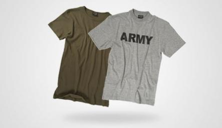 T-Shirts / Tank-Tops