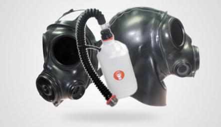 Gummi Masken