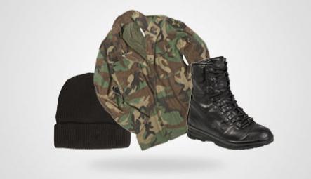 Uniform & Army