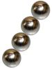 4 Magnetkugeln 12mm für Brustwarzen