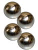 4 Magnetkugeln 15mm für Brustwarzen