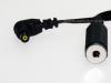 Reizstrom Adapter #19 - 2.5mm Buchse zu Mystim Stecker