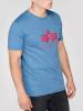 Alpha Industries Basic T-Shirt - powder blue
