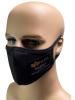 Alpha Industries Crew Facemask schwarz