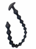 BRUTUS BEADED CHAIN Silicone Ass Balls 58cm