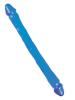 Doppeldildo THE REAL 41cm - blau