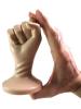 Fist Plug Faust 13x6.5cm - hell