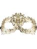 Forrest Masquerade Maske - gold