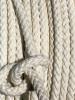 Seil aus Baumwolle - naturweiß