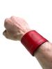 Spexter Leder-Armband 5,5cm - rot