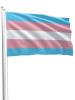 Transgender Pride Flagge 90x150cm