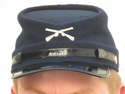 Cap Civil War, Südstaaten-Kappe