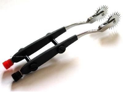 Elektro Nadelrad Modell DUO