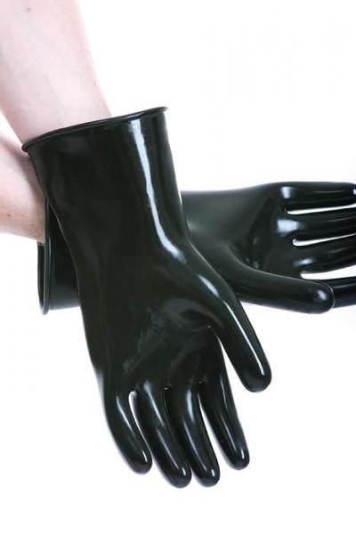 Gummi-Handschuhe MARIGOLD bis Handgelenk 29 cm