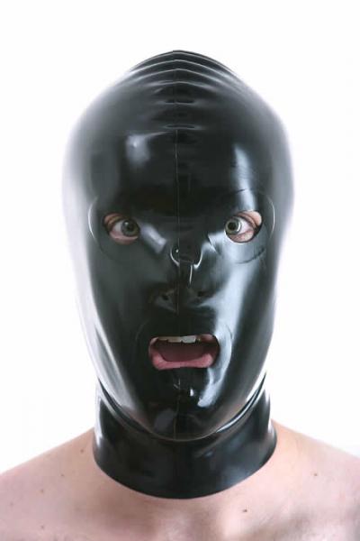 Gummi-Maske ZWEITEILIG
