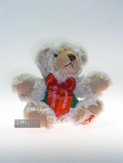 MüAH-Teddy 2014 hellbraun mit Weste