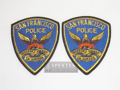 SFP Polizeiabzeichen, groß