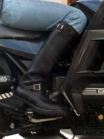 "WESCO Boots BOSS 16"" LF 7.5"