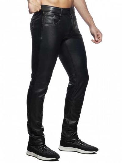 ADDICTED Fetish Long Pants Lederhose