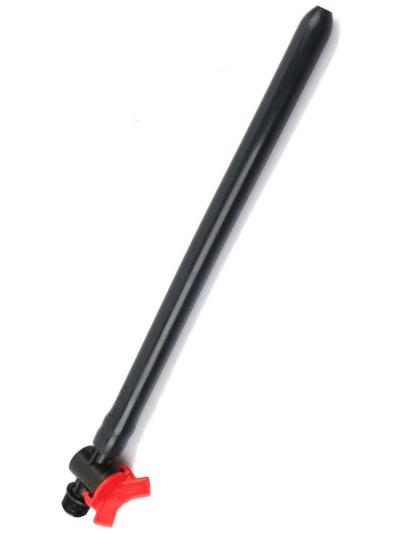 Analdusche 32cm aus Silikon mit Wasserregulierung