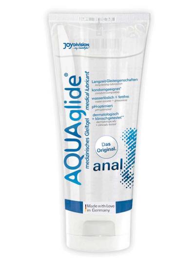 Aqua Glide ANAL medizinisches Gleitgel 100ml