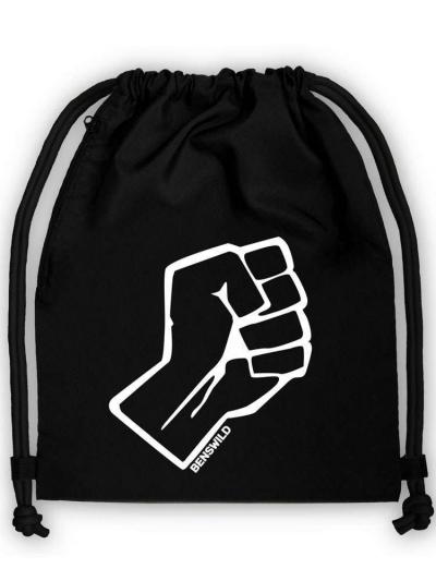 Big-Bag Turnbeutel FISTFAUST