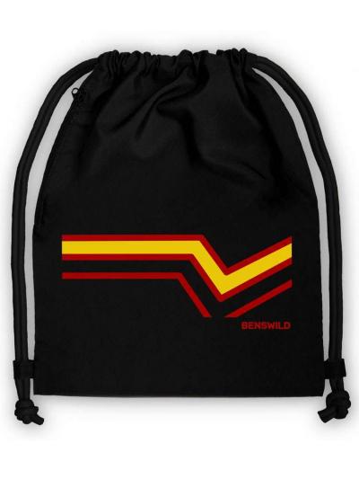 Big-Bag Turnbeutel Rubber Pride