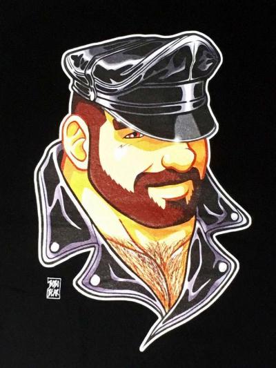 BOBO BEAR T-Shirt - Adam likes Leather