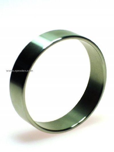Edelstahl Band-Cockring 15x2 50mm