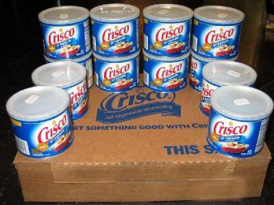 CRISCO Dose 12 x im Karton