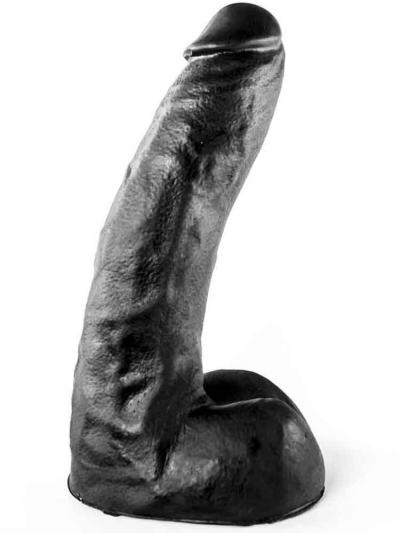 Dildo Modell CAESAR XLARGE - schwarz