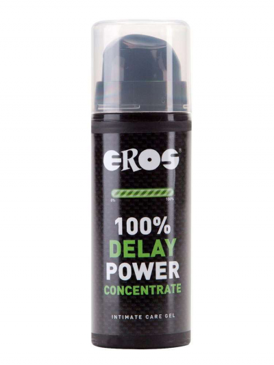 EROS 100prozent DELAY POWER Concentrate