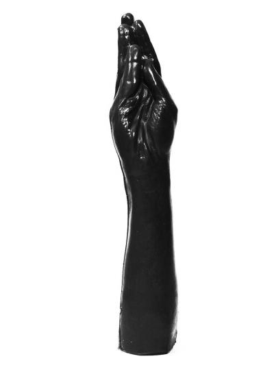 FISTHAND lang - schwarz