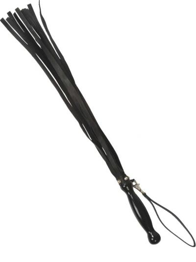 Flogger-Peitsche 61cm weiche Riemen
