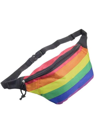 Gay Pride Regenbogen Gürteltasche
