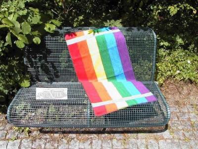 Gay Pride Handtuch 50x100