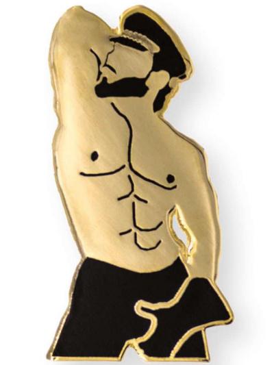 MasterOfTheHouse Pin - Master Armpit