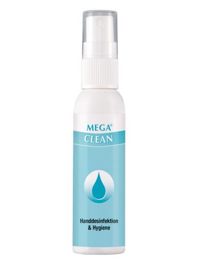MEGA CLEAN Handdesinfektion Hygiene