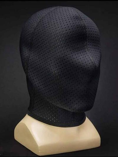 Mister S Neopren Mesh Anonymous-Maske