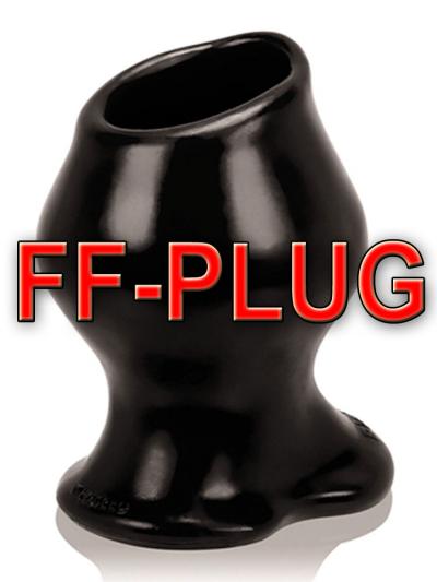OXBALL Pig-Hole FF Fuckplug - schwarz