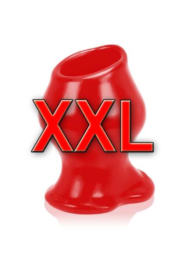 OXBALL Pig-Hole XXLarge - rot