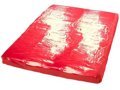 Orgy Lack-Lustlaken - rot 200x230cm