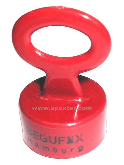 Segufix Magnetschlüssel - rot