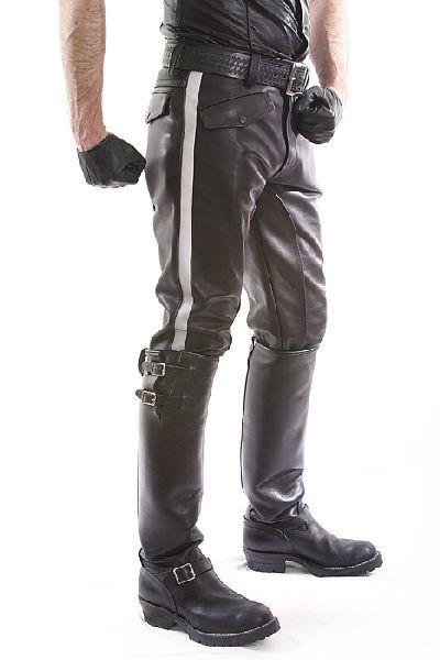 Spexter Stiefelhose mit Reflektorstreifen 32 - Sonderanfertigung