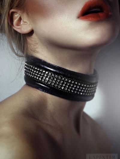 Tatjana Warnecke BLINK Halsband - schmal