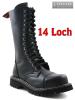 Schnürsenkel für 14 Loch - Boots bzw. Stiefel ROT