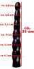 Plug Modell 6-STEPS - schwarz
