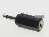 Reizstrom Adapter #14 - 2.5mm Buchse und 3.5mm Klinkenstift