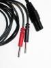 Reizstrom Adapter #7 - 2mm Stifte und Vitatronic-Stift