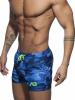 ADDICTED Camouflage Swimwear Badehose